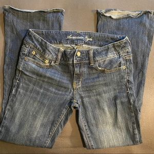 American Eagle Artist Jeans Size 8 Short